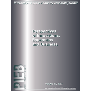 Perspectives of Innovations, Economics and Business