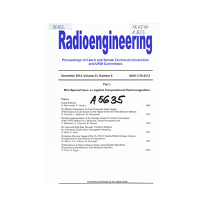 Radioengineering Journal